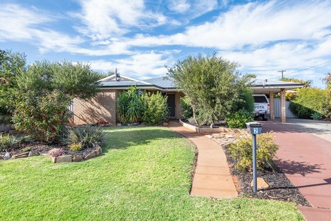 Picture of 2 Montgomery Lane, HANNANS WA 6430