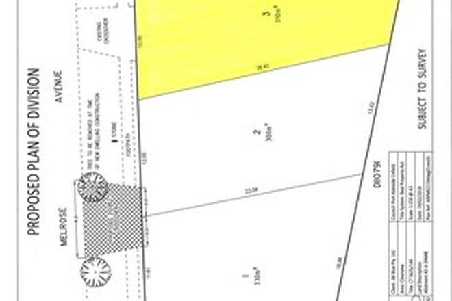 Picture of Lot 3 14 Montrose Ave, CLEARVIEW SA 5085