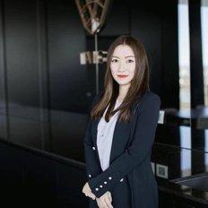Lily (Yinzhi) Hong, Sales representative