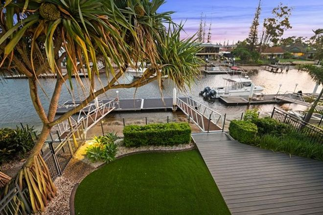 Picture of 2/4 Huon Crescent, RUNAWAY BAY QLD 4216