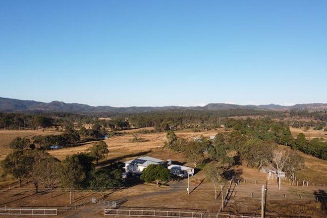 Picture of 509 Limestone Ridges Road, LIMESTONE RIDGES QLD 4305