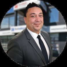 Andrew Cruickshank, Sales representative