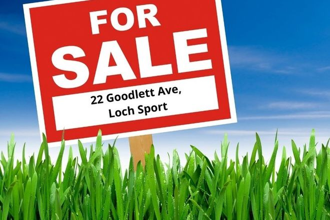 Picture of 22 Goodlett Avenue, LOCH SPORT VIC 3851