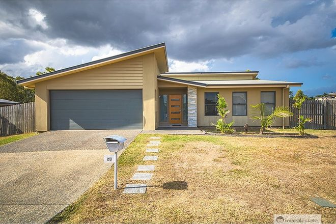 Picture of 23 Maree Crescent, GRACEMERE QLD 4702