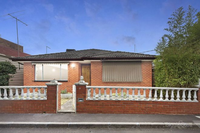 Picture of 3 Belgravia Street, RICHMOND VIC 3121