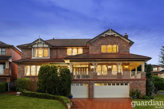 Picture of 2 Woodfield Place, CASTLE HILL NSW 2154
