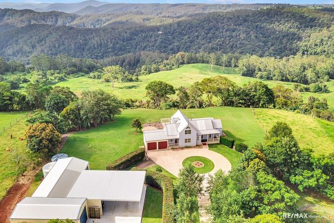 Picture of 1261 - 1301 Maleny Stanley River Road, BOOROOBIN QLD 4552