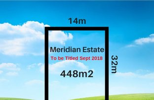 Picture of Lot 1232 Meridian Estate, Clyde North VIC 3978