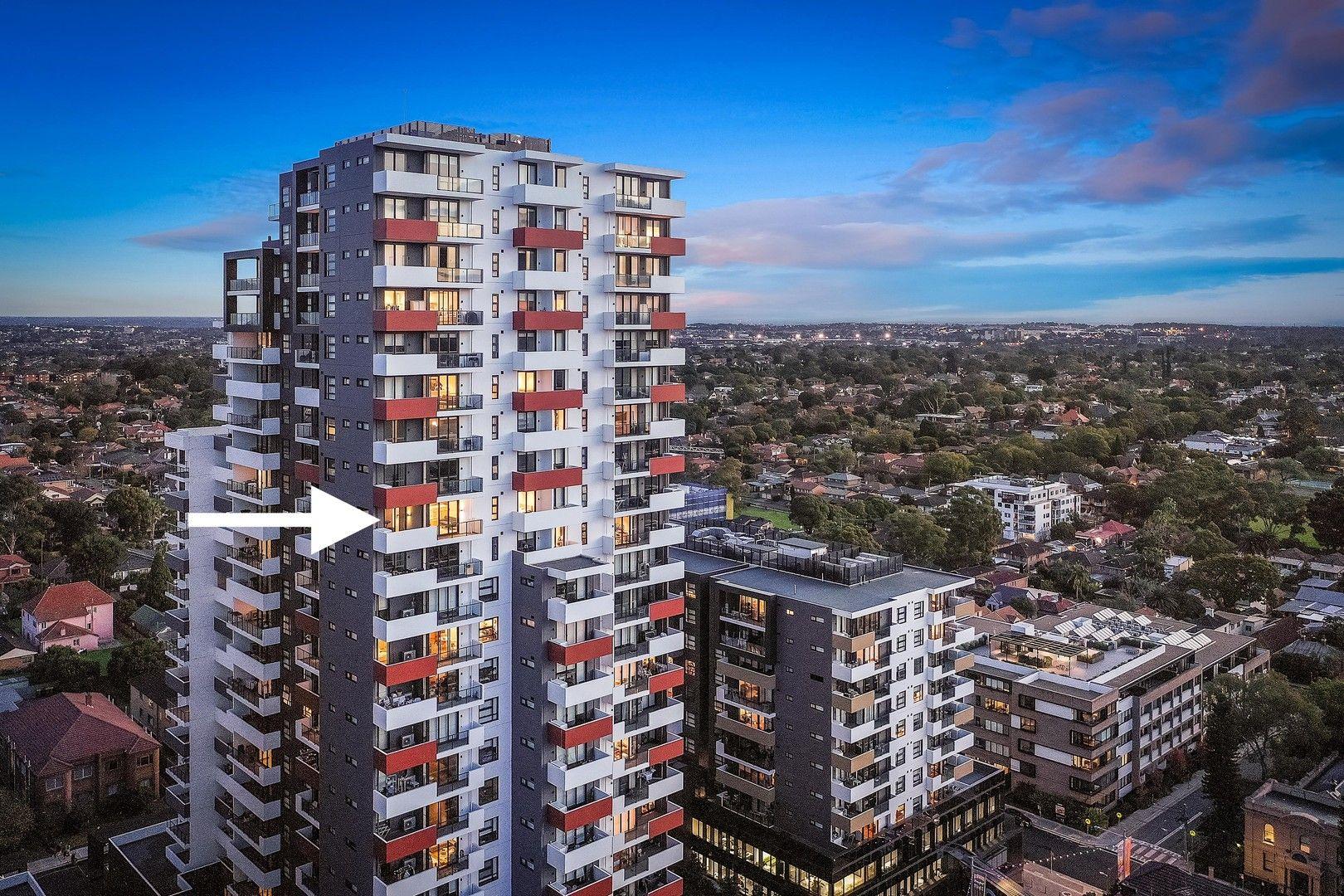 1706/43 Belmore Street, Burwood NSW 2134, Image 0