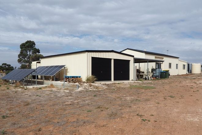 Picture of 390 Bowhill Road, BURDETT SA 5253