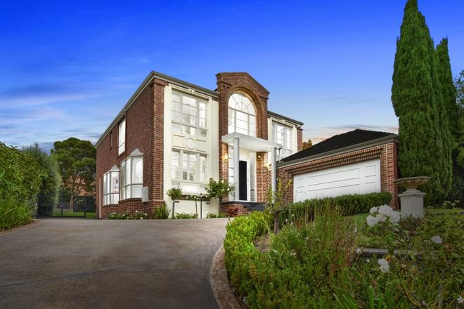 Picture of 11 Sommersby Court, LYSTERFIELD VIC 3156