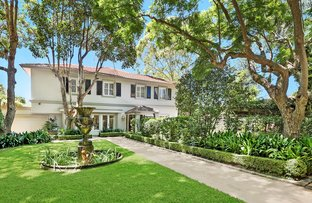 Picture of 21 Kambala Road, Bellevue Hill NSW 2023