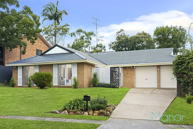 Picture of 21 Parker Street, KINGS LANGLEY NSW 2147