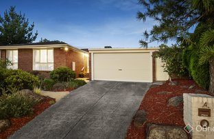 Picture of 4 Wondalea Crescent, Wantirna VIC 3152