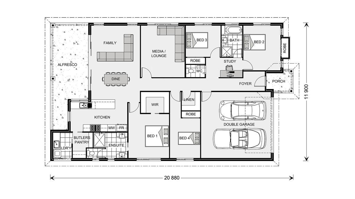 Lot 697 Clarkewood Pl, Harris Crossing Estate, Bohle Plains QLD 4817, Image 2