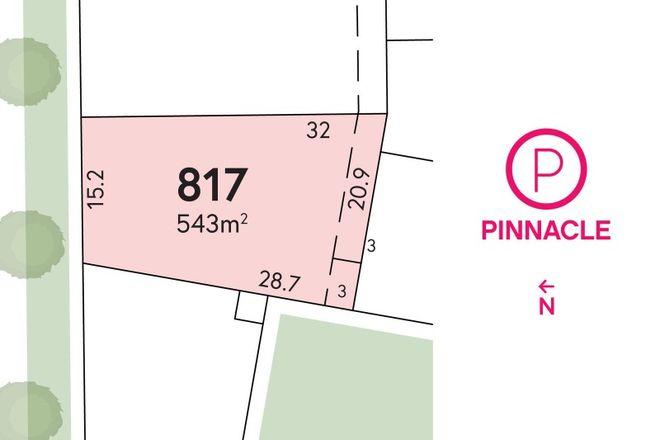 Picture of Pinnacle/Lot 817 Kensington Boulevard, SMYTHES CREEK VIC 3351