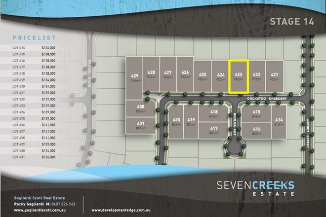 Picture of Lot/423 Cockatoo Crescent, KIALLA VIC 3631