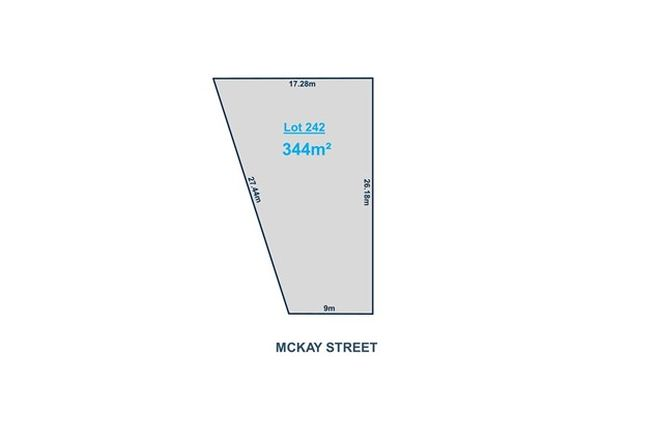 Picture of Lot 242 McKay Street, BROADVIEW SA 5083