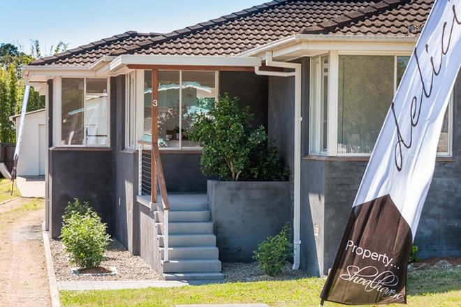 Picture of 3 Ravenscliffe Road, SHOALHAVEN HEADS NSW 2535
