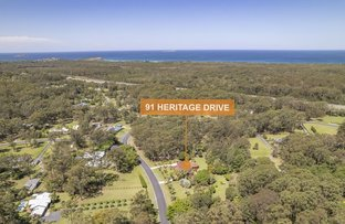 Picture of 91 Heritage Drive, Moonee Beach NSW 2450