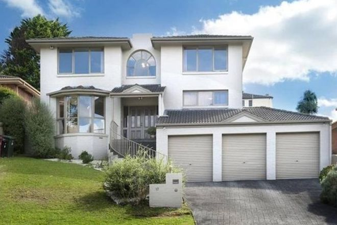 Picture of 17 Schafter Drive, DONCASTER EAST VIC 3109