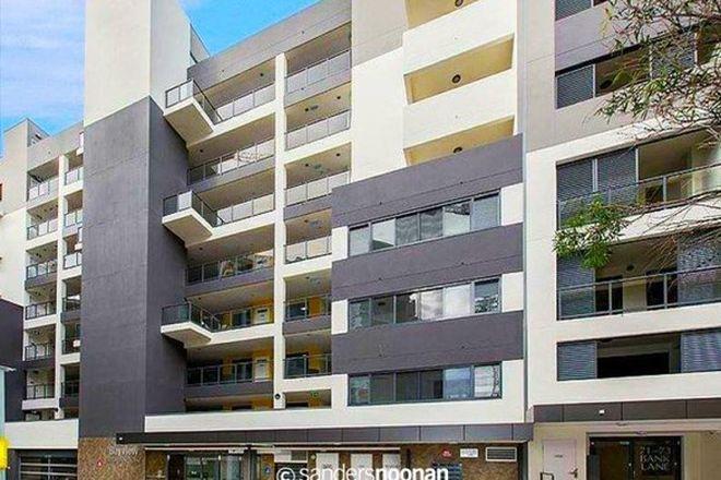 Picture of 502/71-73 Bank Lane, KOGARAH NSW 2217