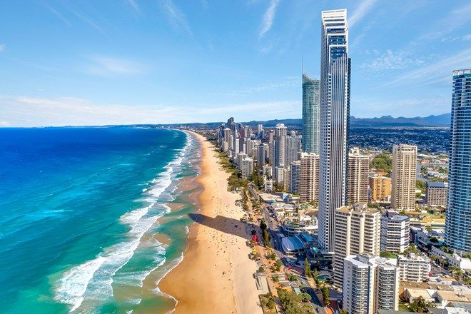 Picture of 6402/4 The Esplanade, SURFERS PARADISE QLD 4217