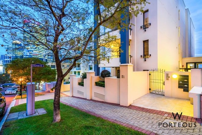 Picture of 3/51 Mount Street, WEST PERTH WA 6005