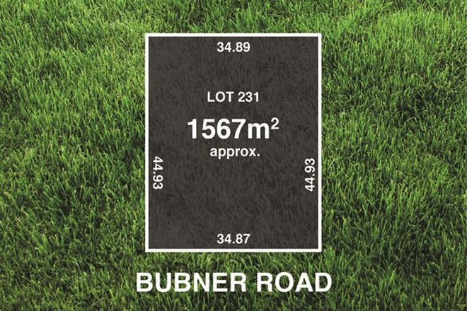 Picture of Lot 231/23 Bubner Road, ANGLE VALE SA 5117