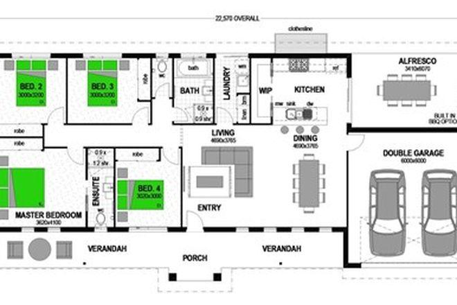 """Picture of Lot 35 Regal Drive """"Regal Ridge Estate"""", CANUNGRA QLD 4275"""