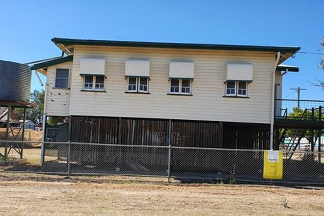 Picture of 51 Stansfield Street, HUGHENDEN QLD 4821
