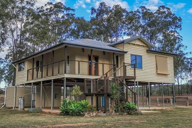Picture of 232 Radunzs Road, BOOIE QLD 4610