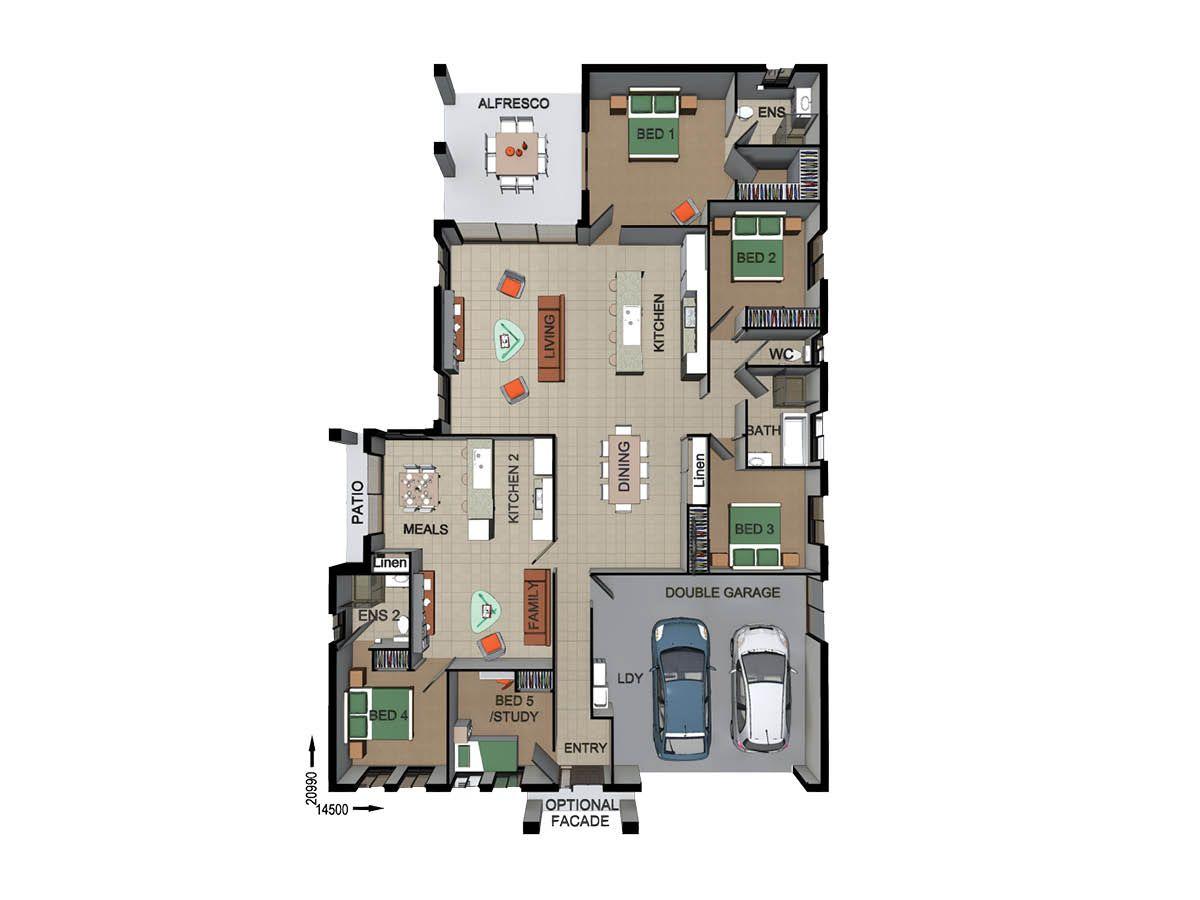 Lot 417 Cassley Street, Beaconsfield QLD 4740, Image 1