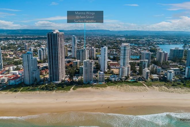 Picture of 704/18 Fern Street, SURFERS PARADISE QLD 4217