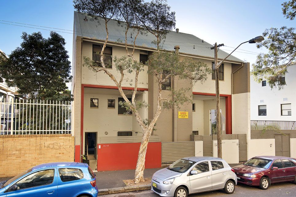 34/49 Brougham Street, Woolloomooloo NSW 2011, Image 2
