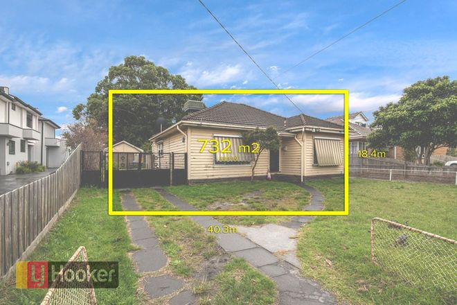Picture of 1&2/17 Agnes street, NOBLE PARK VIC 3174