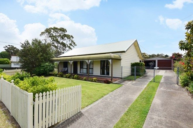 Picture of 14 Endeavour Street, SANCTUARY POINT NSW 2540
