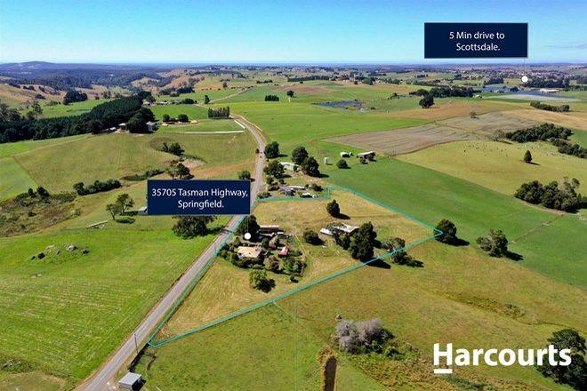 Picture of 35705 Tasman Highway, SPRINGFIELD TAS 7260