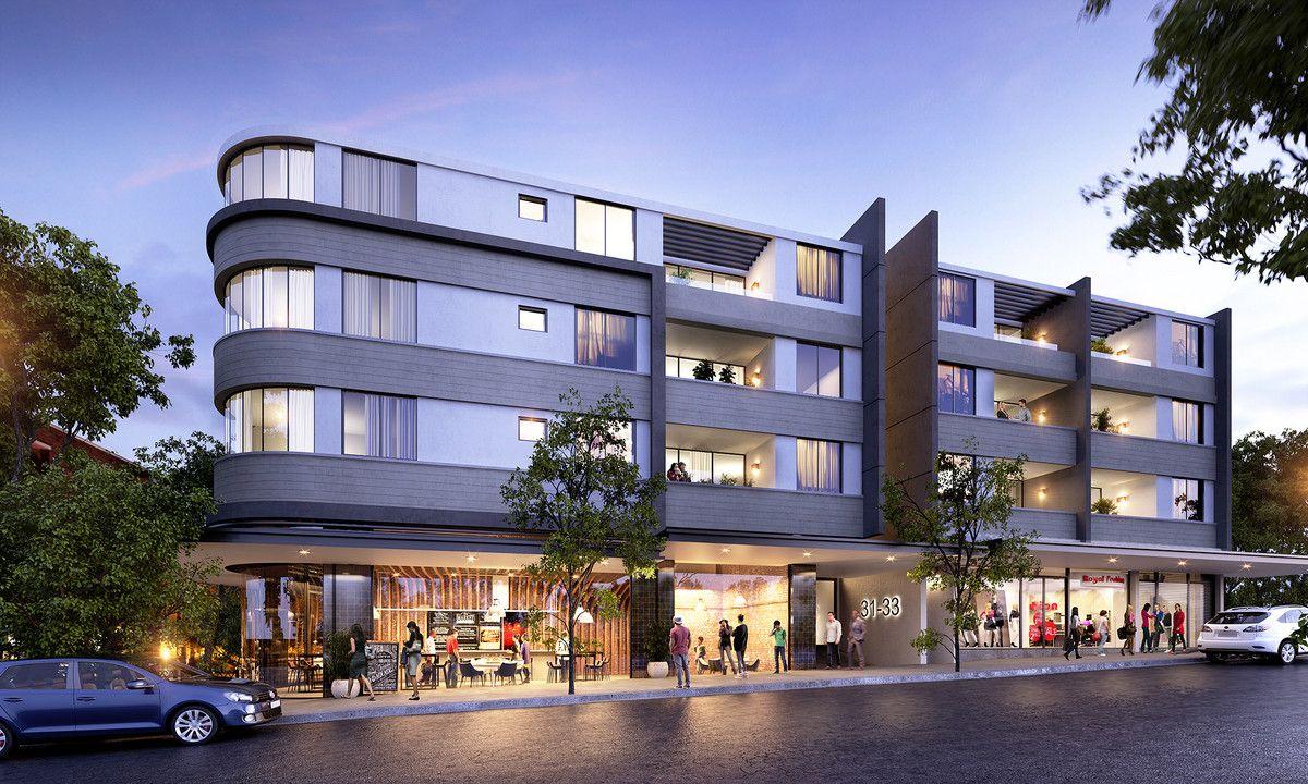 208/31-33 New Canterbury Road, Petersham NSW 2049, Image 0