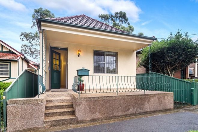 Picture of 27 Waratah Street, LEICHHARDT NSW 2040
