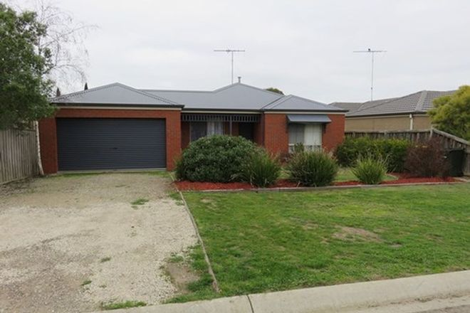 Picture of 14 Oban Lane, BANNOCKBURN VIC 3331