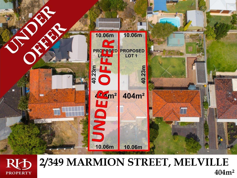 (Proposed), Lot 2, 3 Marmion Street, Melville WA 6156, Image 0