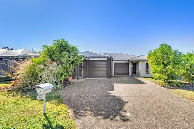 Picture of 1&2/14 Coogera Court, MORAYFIELD QLD 4506