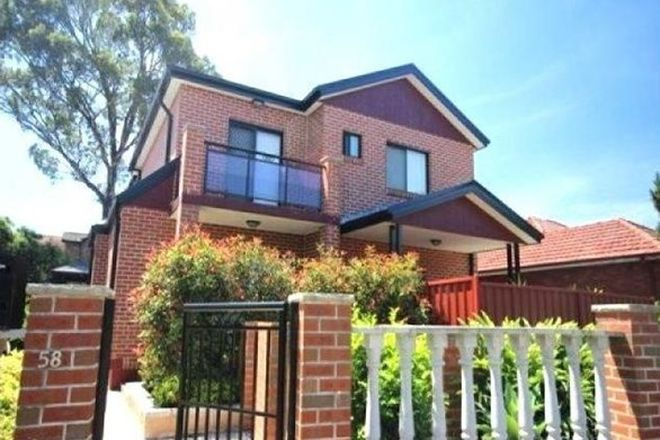 Picture of 2/58 Vicliff Avenue, CAMPSIE NSW 2194