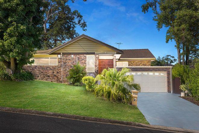 Picture of 10 Freestone Avenue, CARLINGFORD NSW 2118