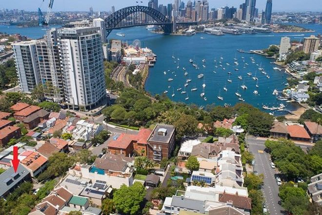 Picture of 3/35 Arthur Street, LAVENDER BAY NSW 2060