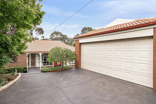 Picture of 1 Hilltop Court, CROYDON NORTH VIC 3136