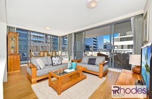Picture of 401/88 Rider Boulevard, Rhodes NSW 2138