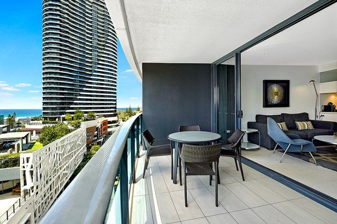 "Picture of 20604 ""The Oracle"" 21 Elizabeth Ave, BROADBEACH QLD 4218"