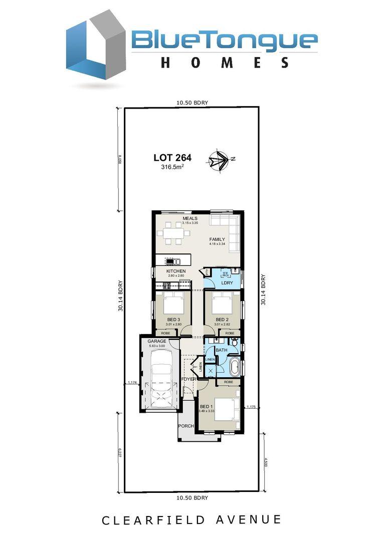 Lot 7046 Road 54, Leppington NSW 2179, Image 1